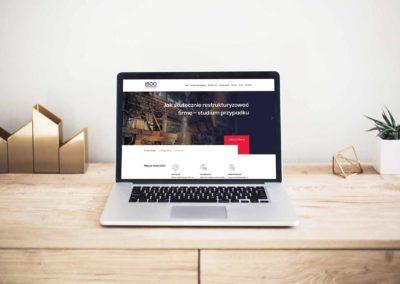 Strona dla firmy  BDO HBC Business Improvement